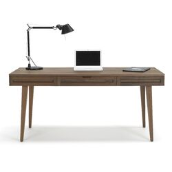 Jesper Office Highland Series 64-in Solid Wood Desk 7501