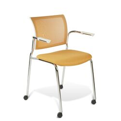 Jenna Guest & Stacking Chair