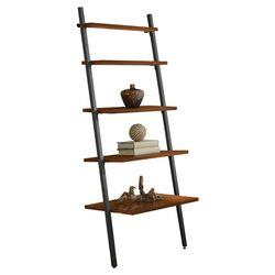 Parson Five Tier Ladder Bookcase