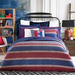 Amherst Stripe Comforter Set