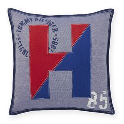 Applique Logo Decorative Pillow
