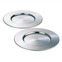Blomus-Trayan Charger Plate (Set of 2)
