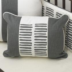 Sticks Motif Pillow