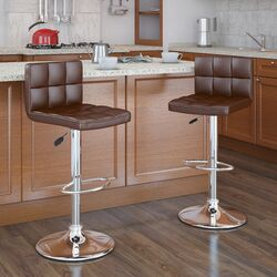 CorLiving Adjustable Bar Stool