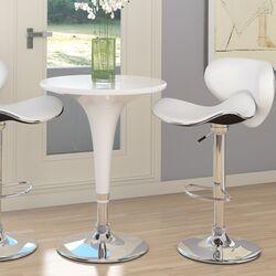 CorLiving Adjustable Pub Table Set