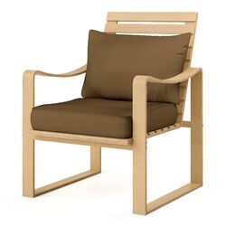 Aquios Bentwood Arm Chair