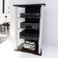 Cruise Audio Rack