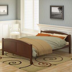 Concordia Platform Bed