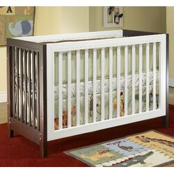 City Lights Commuter Convertible Crib