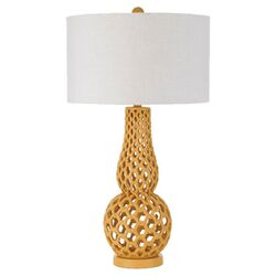 Horizons Chain Link 1 Light Table Lamp