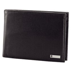 Altius� 3.0 Innsbruck Leather Deluxe Bi-Fold Organizer with European ID Window and Coin Pocket