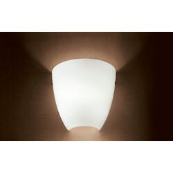 Max Wall Sconce in White