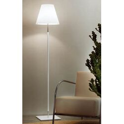 Candy Floor Lamp in White