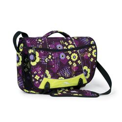 Cross-Sport Tank Flowers Messenger Bag
