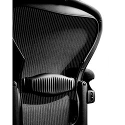 Loaded Aeron Chair