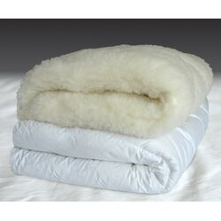 Merino Wool Mattress Pad