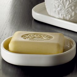 Parisian Collection Bath Accessories Soap Dish