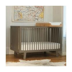 Sparrow 2 Piece Convertible Crib and Changer Set