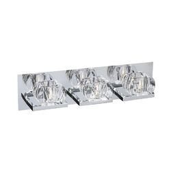 Cielo 3 Light Bath Vanity Light