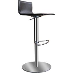 Paula Adjustable Height Swivel Bar Stool