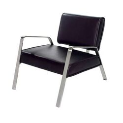 Bellini Mia Leather Lounge Chair