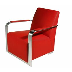 Ariana Leather Arm Chair