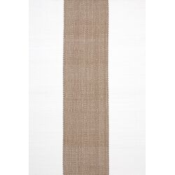 Woven Lakehouse White Indoor/Outdoor Area Rug