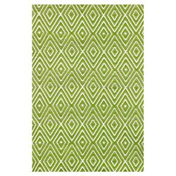 Woven Sprout Diamond Indoor/Outdoor Area Rug