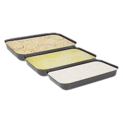 Non-Stick Breading Pans