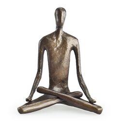 Yoga Lotus Sculpture