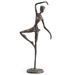 Standing Ballerina Figurine