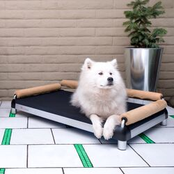 Dog Sofa with a Anodized Frame