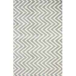 Honore Hand Tufted Gray Area Rug