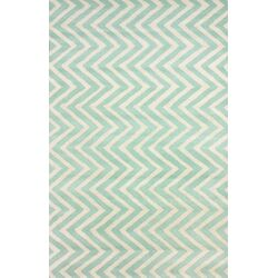 Honore Hand Tufted Jade Area Rug