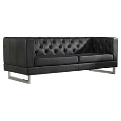 5th Ave Sofa in Black