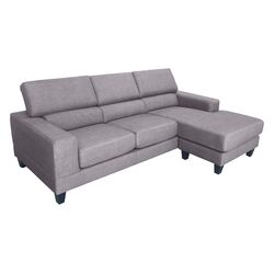 Torino Sectional Sofa with Right Facing Chaise