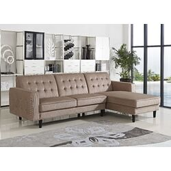 Benjamin Sectional Sofa with Right Facing Chaise