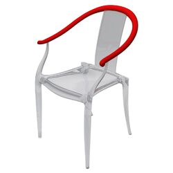 Mi Ming Arm Chair (Set of 4)