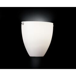 Finn White Wall Light by Takahide Sano