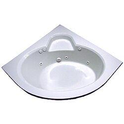 American Acrylic 48 X 48 Corner Whirlpool Tub Reviews Way
