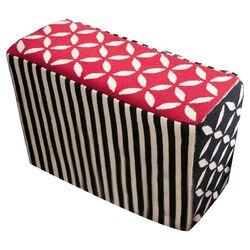Gan Spaces M�dulo A1 Modular Wool Cushion