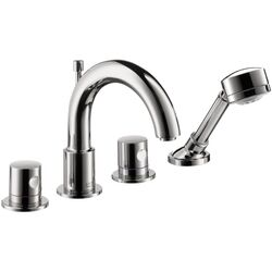 Axor Uno Double Handle Widespread Roman Tub Faucet Trim