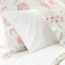 Mirabelle Cotton Standard Pillowcase