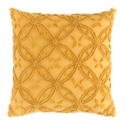 Candlewick Decorative Pillow