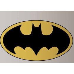 Licensed Designs Batman Giant Wall Decal
