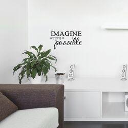 Mia & Co Imagine Transfer Wall Decal