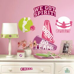 Deco Cheers Wall Decal Set