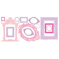 Frames Peel and Stick Giant Wall Decals