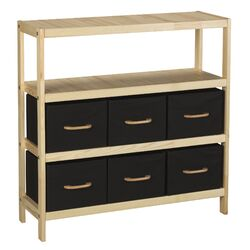 Storage Stand with 9 Bins
