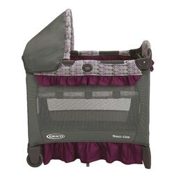 Travel Lite Crib with Stages Bassinet